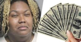 Woman Arrested After Refusing To Return $1.2 Million Put In Her Bank By Accident