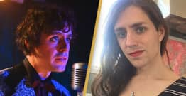 Sex Education's Ezra Furman Comes Out As Trans Woman 'And Mom'
