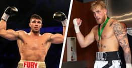 Tommy Fury Responds To People Asking Him To Fight Jake Paul