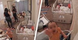 Horrified Mum Hears Ghostly Voice Whispering 'Help Me' On Baby Monitor
