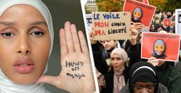 France's Hijab Ban Will Only Lead To 'Further Discrimination' Against Muslim Women