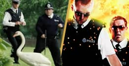 Hot Fuzz Voted Best Movie In The Cornetto Trilogy