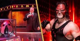 WWE Legend Kane Just Got Inducted Into The Hall Of Fame