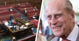 Lords Can Be Paid £162 'Attendance Allowance' To Make Video Tributes For Prince Philip