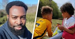 Dad Creates Afrocentric Haircare Company After Son Says He 'Hates' Natural Hair