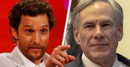 Matthew McConaughey Polls Better Than Greg Abbott In Texas Governor Face-Off
