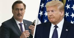 MyPillow CEO Mike Lindell Admits Company Can't Get Back $65 Million Lost Due To Trump Relationship