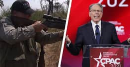 Secret Video Of NRA Chief Shooting Elephant Prompts Criticism After Being Hidden From Public