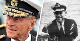 Prince Philip Remembered As 'Courageous' World War Two Hero Who Saved Lives In Royal Navy