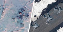 New Satellite Images Show Unprecedented Russian Military Presence In The Arctic
