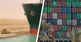 Companies That Have Containers On Ever Given May Have To Help Pay The Compensation For Suez Blockage