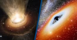 NASA Reveals What A Supermassive Black Hole Deep In The Cosmos 'Sounds Like'