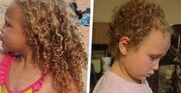 Dad Transfers 7-Year-Old Daughter To Another School After Teacher Cut Her Hair Without Consent