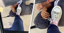 Texas Teacher Resigns After Taking Photo Of Their Foot On Neck Of 10-Year-Old Black Student
