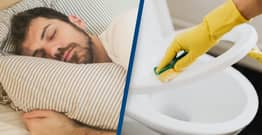 Your Pillowcase Can Have More Bacteria Than A Toilet Seat, Study Shows