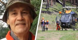 Missing 69-Year-Old Oregon Man Found Alive After 17 Nights In The Wilderness