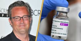 Anti-Vaxxers Lash Out At Matthew Perry For Selling Vaccine T-Shirts
