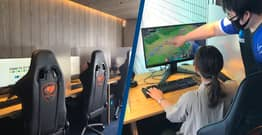 Japan Opens Its First E-Sports Gym