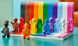 Lego To Launch First LGBTQ+ Set 'Everyone Is Awesome'