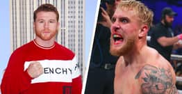 Quadruple Champion Boxer Canelo Alvarez Says Jake Paul Could Get Himself Killed If He Keeps Boxing