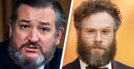 Ted Cruz Hits Back At Seth Rogen After Actor Calls Him 'Fascist'