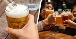All Alcohol Consumption Is Harmful To The Brain, Study Finds