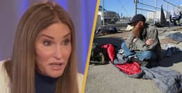 Caitlyn Jenner Complains All Her Friends Are Leaving California Because Of The Homeless