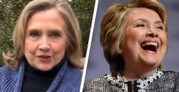 Hillary Clinton Confronts Conspiracy Theorists Who Claim She Drinks Children's Blood