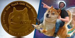 Dogecoin Price Shoots Up After Coinbase Announces Plan To Add Cryptocurrency