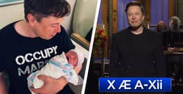 Elon Musk Gives New Suggestion As To How To Pronounce Baby X Æ A-Xii's Name