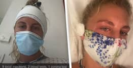Hospital Has To Create New Antibiotic After Girl's Piercing Gets So Infected Nothing Else Worked