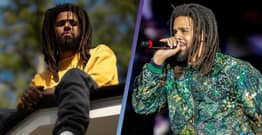 J. Cole Announces His New Album Is Coming Next Week