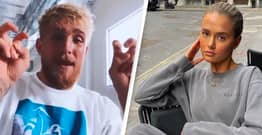 Molly-Mae Hague Says Jake Paul DM Is Photoshopped, Twitter Proves It's Fake