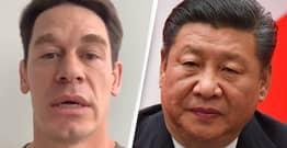 John Cena Apologises For Taiwan Blunder After Being Slammed By China