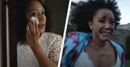 Mel B Features As Woman Trapped In Abusive Relationship In Harrowing Short Film