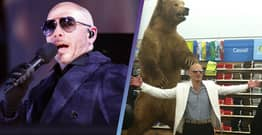 Pitbull Once Played A Gig At The Most Remote Wal-Mart In America