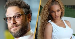 Seth Rogen Got Hit By Beyoncé's Bodyguard During Humiliating Meeting