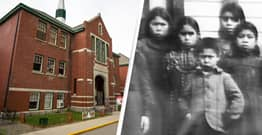 Remains Of 215 Indigenous Children Discovered At Former Residential School In Canada