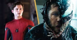 Tom Holland's Spider-Man Could Appear In Future Venom Movies, Sony Boss Suggests