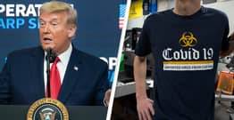 Trump Sued For $22 Million For Calling COVID The 'China Flu'