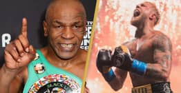Mike Tyson Reveals Who He Thinks Jake Paul Should Fight Next