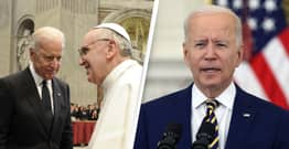 Biden Could Be Denied Communion Over Abortion Support