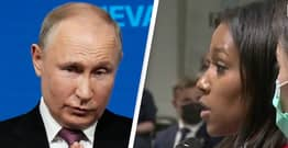 US Reporter Asks Vladimir Putin Why All Of His Political Rivals Are Dead Or In Prison