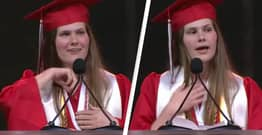 Student Ditches Planned Valedictorian Speech To Protest 'Dehumanising' Abortion Ban