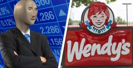 Wendy's Becomes Latest 'Meme Stock' As Shares Surge To Record Highs