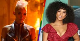 X-Men Actor Alexandra Shipp 'Feels Incredible' After Coming Out