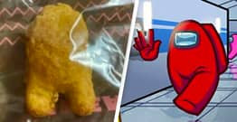 Among Us Chicken McNugget Sells For Almost $100,000