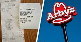 Arby's Employee Fired After Putting Homophobic Slur On Couple's Bill