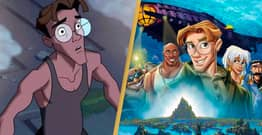 At 20, Atlantis Is One Of The Most Criminally Underrated Disney Films