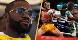 Floyd Mayweather Says He 'Probably Won't Fight Again' After Logan Paul Fight